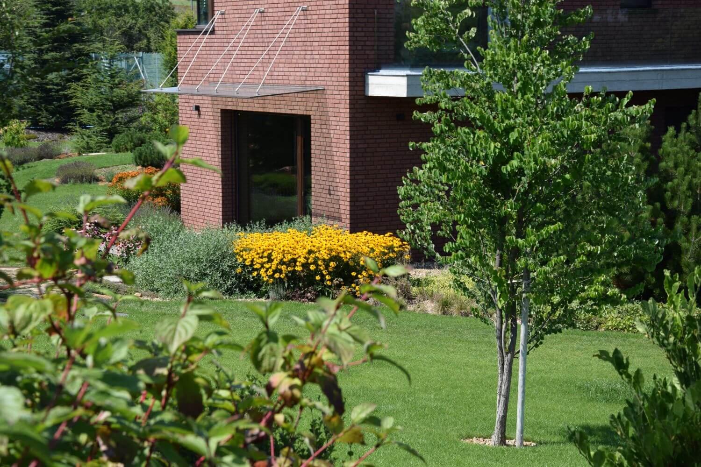 zahrady - projekce, údržba, realizace zahrad