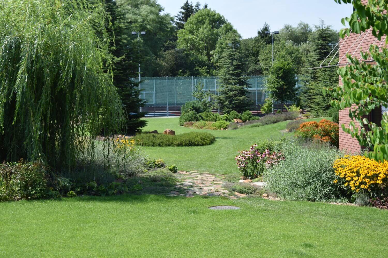 projekce, údržba, realizace zahrad